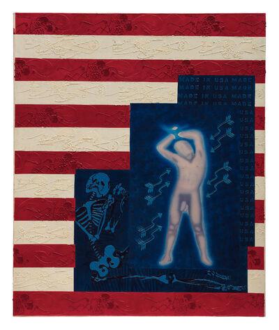 Gerardo Velázquez, 'The Neglected Martyr', 1990