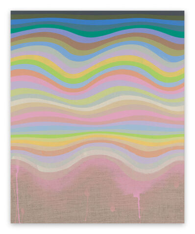 Audrey Stone, 'I feel pretty (Abstract painting)', 2016