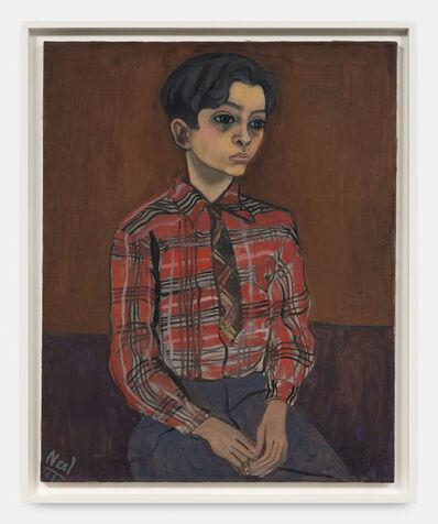 Alice Neel, 'Young Boy', 1947