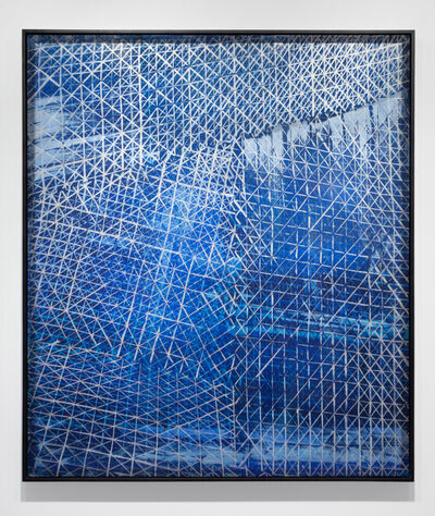 Shannon Bool, 'Khan Grid', 2018