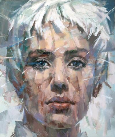 Alexander Ilichev, 'Portrait Girl', 2018