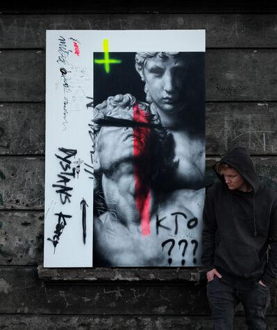 Igor Dobrowolski, 'Who Believed???', 2019