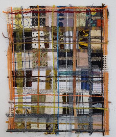 Alyson Vega, 'Apricot Grid', 2018