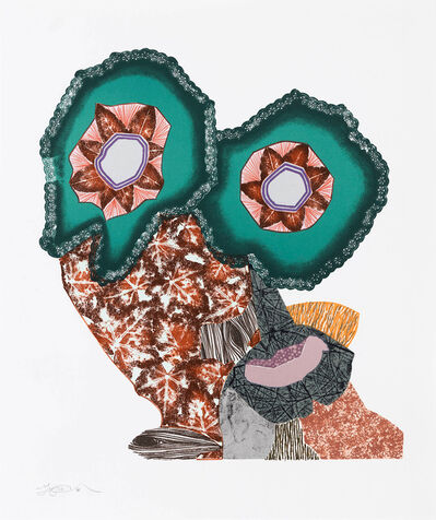 Georgie Hopton, 'The Ladies Agate', 2018
