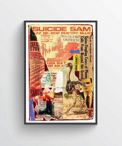 Dan Eldon, 'Suicide Sam', 2017