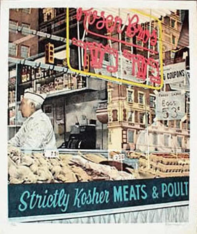 Don Eddy, 'Strictly Kosher', ca. 1980