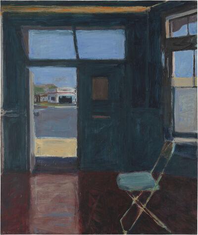 Richard Diebenkorn, 'Interior with Doorway', 1962