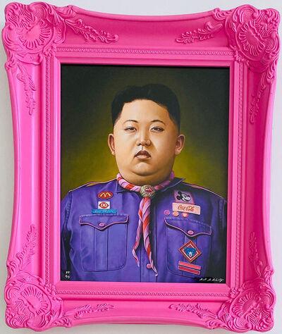 Scott Scheidly, 'Kim Jong Un', 2020
