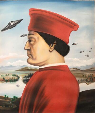 Angelo Barile, 'Federico da Montefeltro', 2019