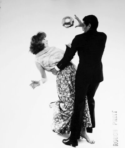 Bert Stern, 'Suzy Parker and Omar Sharif, VOGUE', 1961