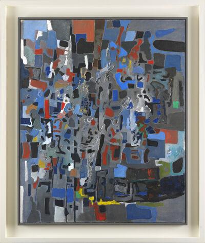 Caziel, 'Composition', 1966