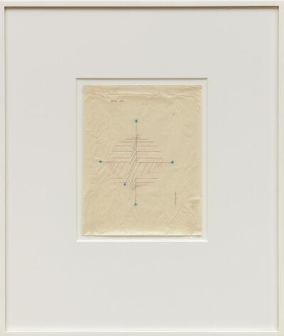 Dom Sylvester Houédard, 'orbor-ooo 030567', 1967