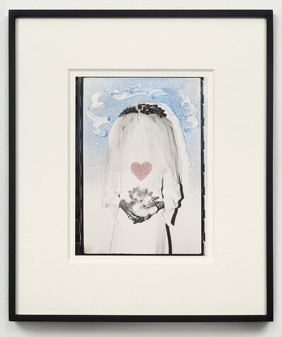 Renate Bertlmann, 'Dem Himmel nahe [Close to heaven]', 1975