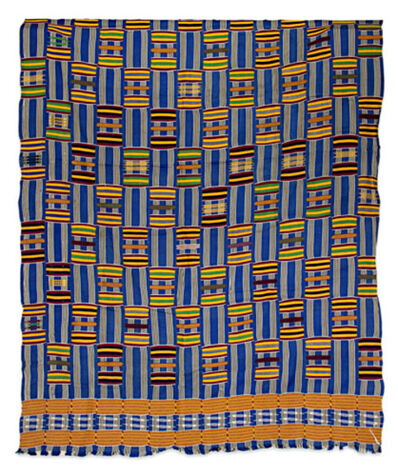Unknown Artist, 'Fabric - Ashanti Tribal Cloth', c. 1930