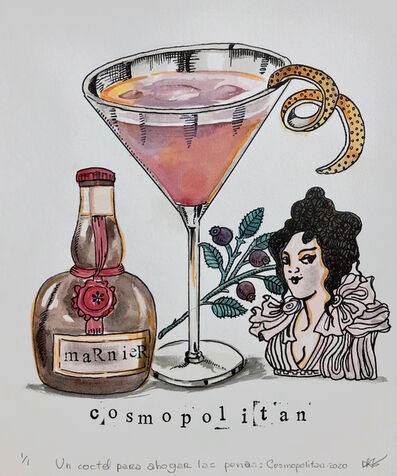 Yamilys Brito Jorge, 'Cosmopolitan', 2020