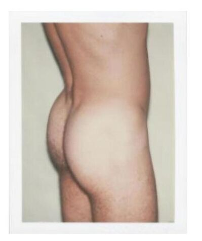 Andy Warhol, 'Polaroids Photograph, Sex Parts: Butt', 1977