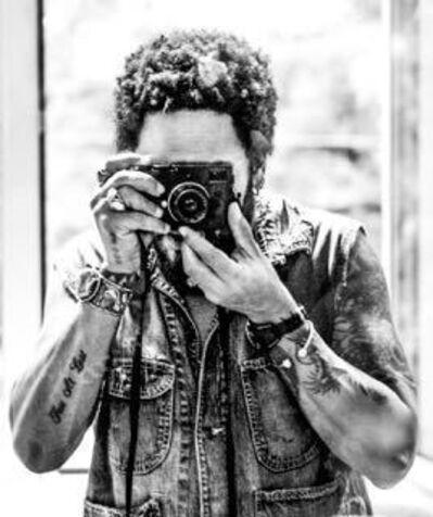 Karim Rahoma, 'Lenny Kravitz', 2015