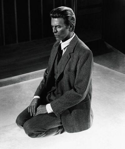 Markus Klinko, 'Meditation BW', 2001