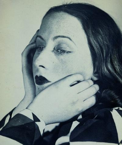 Florence Henri, 'Portrait Composition, Cora', 1931