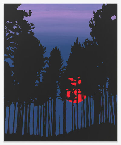 Brian Alfred, 'Forest Sun', 2020