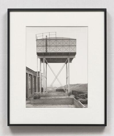 Bernd and Hilla Becher, 'Wasserturm, Kirkhamgate, Leeds, GB', 1975