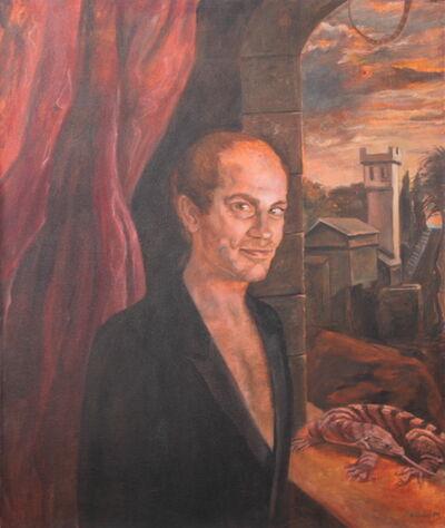 Pamela Berkeley, 'Portrait of John Malkovich', 1994