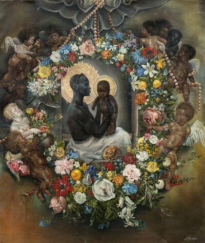 Harmonia Rosales, 'The Birth of Eve'