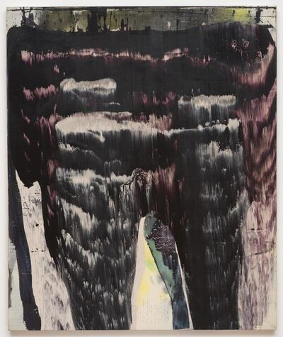 Ed Moses, 'Montirr-Aix', 1999