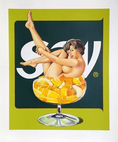 Mel Ramos, 'Miss Fruit Salad', 1989