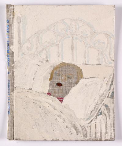 Andrew Cranston, 'White sleeper', 2018
