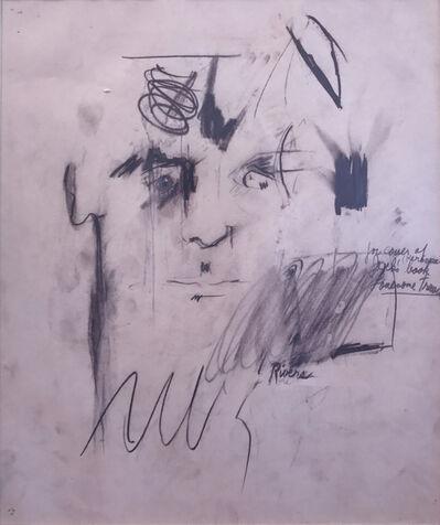 Larry Rivers, 'Jack Kerouac', 1960