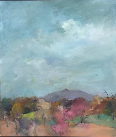Mary Page Evans, 'Purple Mountain', 2013