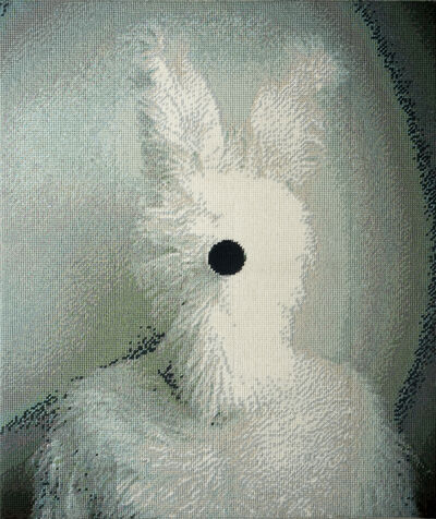Polly Borland, 'Rabbit', 2010