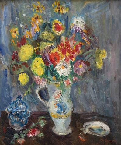 Charles Camoin, 'Nature morte au vase de fleurs', Unknown