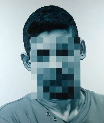 Éder Oliveira, 'Untitled – Pixel series', 2019