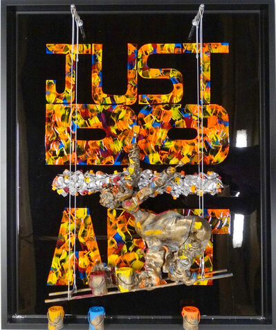 Bernard Saint Maxent, '(KFS) Just do art', 2017