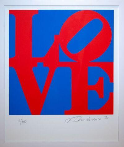 Robert Indiana, 'The Book Of Love 1 ', 1997