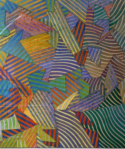 David Whitaker, 'Rapids', 2005
