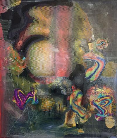 Markus Oehlen, 'Untitled #5', 2018