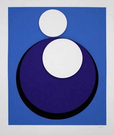 Geneviève Claisse, 'Blue Unit (Unité bleue)', 2015