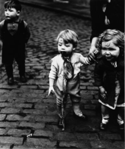 Bill Brandt, 'Children of Sheffield', 1937