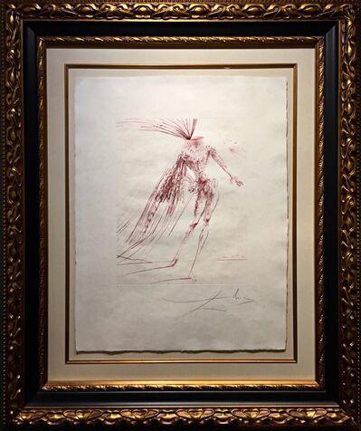 Salvador Dalí, 'The Marquis - Don Juan Series ', 1970