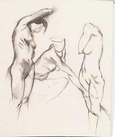 Thomas John Carlson, 'Nude 4', ca. 2018