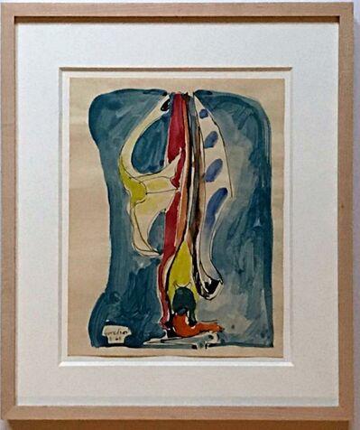Ron Gorchov, 'Untitled ', 1962