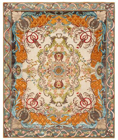 Jan Kath, 'Versailles rug', 2021