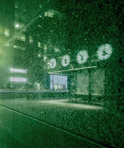 Michael Eastman, '57th Street Reflections, NY', 2011