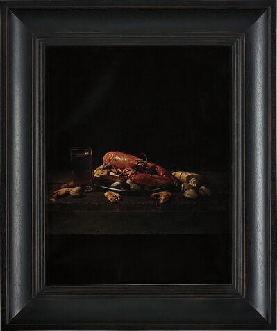 Mat Collishaw, 'Last Meal on Death Row: Allen Lee Davis', 2012
