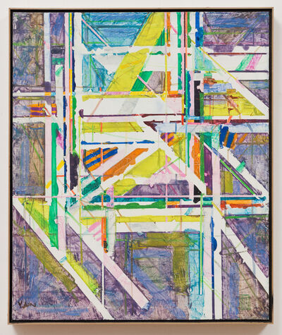 Young-il Ahn, 'Composition C', 1994