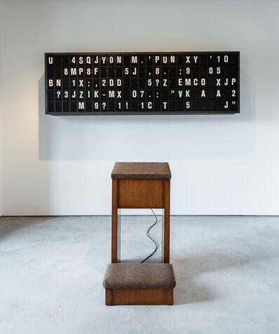 Mario Klingemann, 'Appropriate Response', 2020