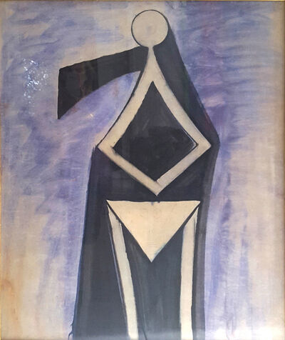 wilfredo lam, 'Untitled', ca. 1948